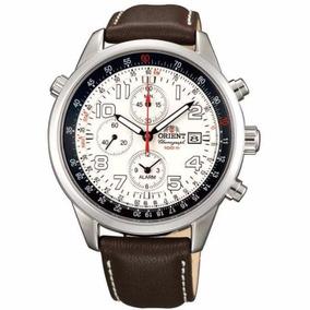 Reloj Orient Hombreftd0900aw0 Zafiro Alarma | Watchito