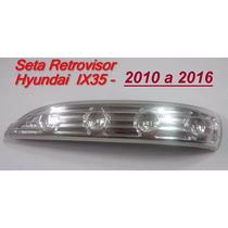 Pisca Retrovisor Hyundai Ix35 2010 2011 2012 2016 Direito