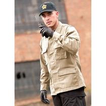 Camisa Camisola Tactica Propper Khaki Militar Ripstop Nueva