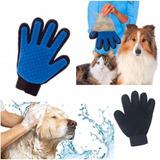 Guante Cepillo Para Pelo Perro Gatos Mascotas