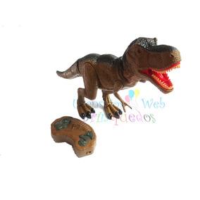 Dinossauro Rex Brinquedo Controle Remoto