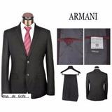 71294061024 Ternos Slim Armani Hugo Boss E. Zenha Zara E Grifes Fio 180