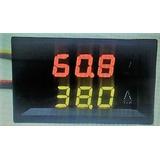Voltimetro Amperimetro 0-100v 0-50a Cc- Sin Shunt