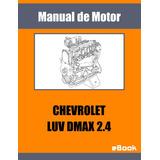 Manual Motor Chevrolet Luv Dmax 2.4 Diagrama Electrico Isuzu