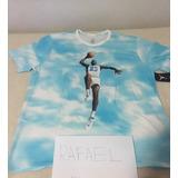 Camisa Nike Air Jordan - Nova - Tamanho Xg - Michael Jordan