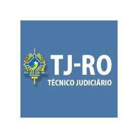 Técnico Judiciário Tj Ro 2018/2017 Concurso Público