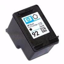 Cartucho De Tinta Compatível Com Hp 92 C9362wb Preto | D4100