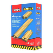 Trencity Rectas Grandes X4 Unidades - Tienda Oficial -