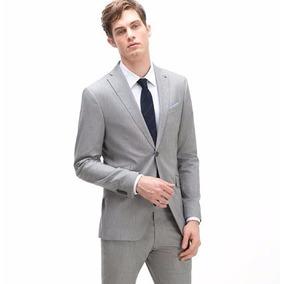 Veston Blazer H & M Slim 100% Algodón Nuevo ( Zara Topman