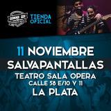 Entrada General 11/11 Teatro Sala Opera Salvapantallas