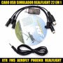 Cabo Simulador Usb Interface Phoenix 5 Realflight 7 Reflex.