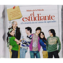 Musica De La Pelicula El Estudiante / Soundtrack / Disco Cd