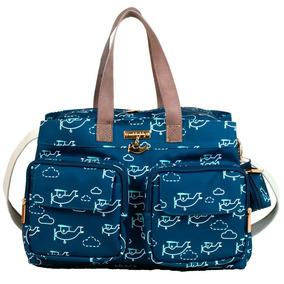 Sacola Toulose Avião Master Bag