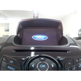 Kit Central Multimidia Tv Dvd Gps Ecosport 13 14 15 Sync M1