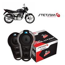 Alarme Moto Presença Partida Stetsom Honda Cg 150 Sport 2006