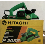Cepillo Carpintero Hitachi Koki 82mm 570w 15000/m 1mm Prof
