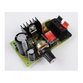 4 Pzs Modulo Regulador De Voltaje Lm317 Kit Fuente Variable