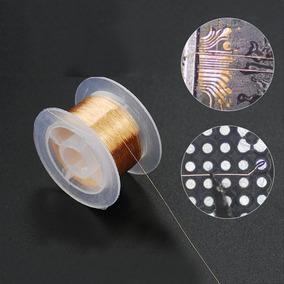 5 Piezas De Alanbre Esmaltado De Cobre 0.10mm