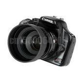 Parasol 52mm Retractil De 3 Posiciones Canon Nikon Sony ....