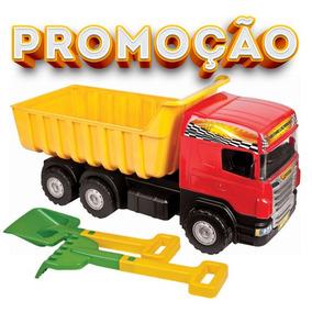 Caminhão Caçamba Gigante Magic Toys, Promoção!
