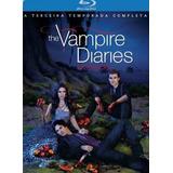Vampire Diaries, The - 3ª Temporada (blu-ray)