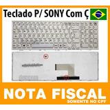 Teclado P/ Sony Vpcee42fx/wi Vpc-ee43eb/wi Vpc-ee43fx/bj