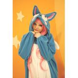 Kigurumi Pijama Enterizo Unicornio Stitch Hello Kitty Conejo
