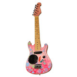 Paquete Guitarra Infantil Ariel Smithfire Minielarpak Niña