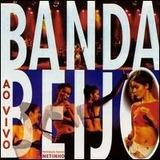 Cd Banda Beijo Ao Vivo Part Especial Netinho Oferta*