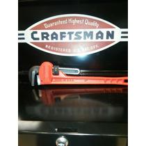 Craftsman Llave Stilson 18 Made In Usa
