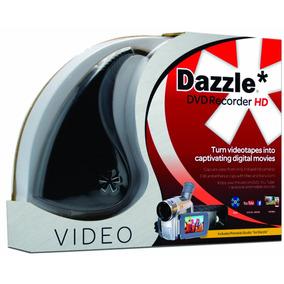 Placa De Captura Usb Pinnacle Dazzle Dvd Record Hd Vhs Av