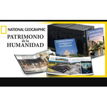 Enciclopedia National Geographic Patrimonio De La Humanidad