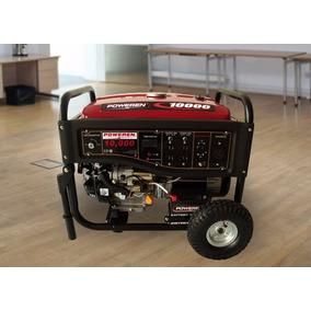 Generador Portatil 10000 Watts Bifasico Marca Poweren