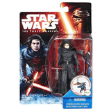 Star Wars - The Force Awakens - 3.75 Ep7 - Kylo Ren Unmasked