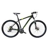 Bicicleta 29er Mtb Trilha Venzo Raptor 27 V Shimano Altus