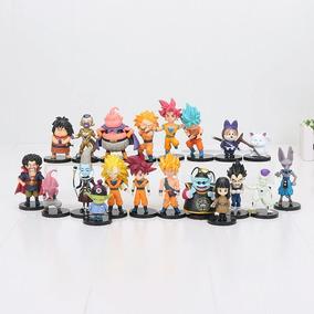 Dragon Ball, Figura Por Pieza, 50 Modelos Diferentes.