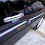 Protecars Friso Protetor Porta Carro 4 Pçs C/cabo E Imã P/g