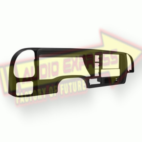 Base Frente Adaptador Estereo Chevrolet Pickup 95-98 Dp3003