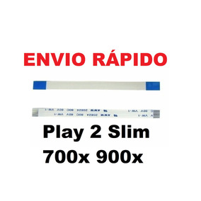 Cabo Flet Flat Flex Reset Power Ps2 Play 2 Slim 700x 900x