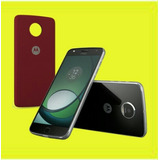 Motorola Moto Z Play 32gb + Mods Style Shell De Regalo