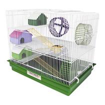 Gaiola Para Hamster E Roedores Super Luxo