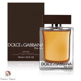 Dolce & Gabbana The One Masc. 150 Ml-original E Lacrado