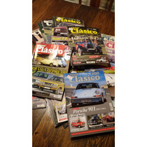 Antiguo Coleccion Revista Motor Clasico
