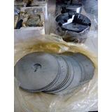 Discos De Corte Para Metales Acero Rápido 100 Mm Hss.