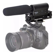 Microfone Takstar Sgc 598 P/ Dslr E Filmadoras