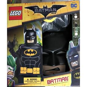 Disfraz Lego Batman Talla M 7-8 Años Batman Costume Dc