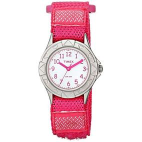 Timex Kids Tw7b Mi Primer Reloj Timex Al Aire Libre Con Ros