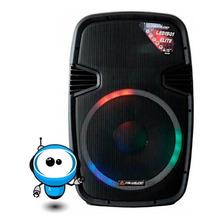 Potente Parlante Amplificado Bluetooth Usb Radio + Regalos !