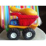 Camiones De Volteo Plásticos Económicos Juguetes Niños