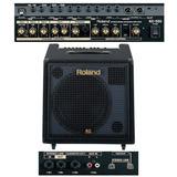 Amplificador De Teclado Kc550, 180 Watts, Roland